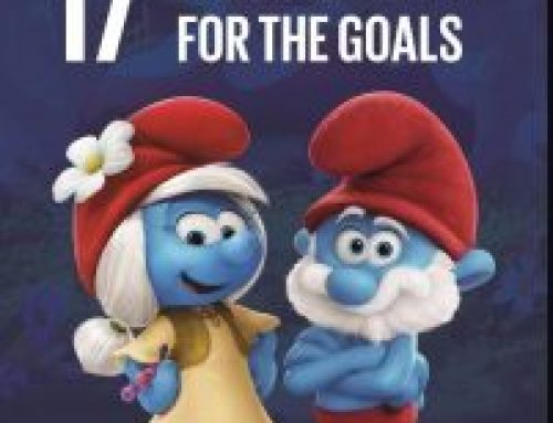 SDGs- Small Smurfs Big Goals