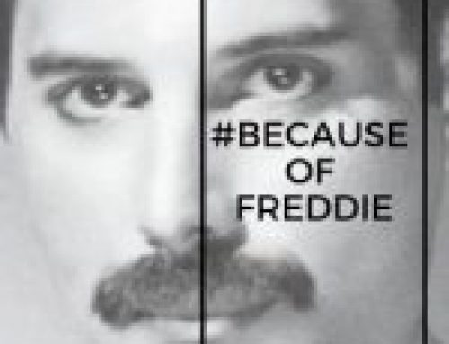 Because of Freddie
