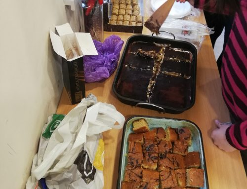 Intercultural Afternoon (29th January 2019)