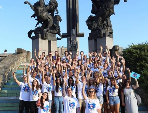 Y-PEER and PETRI-Sofia for Aggression Prevention:  YOUTH FESTIVAL IN VELIKO TARNOVO