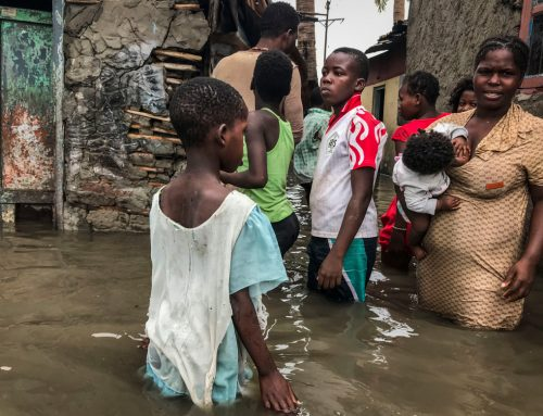 Up to 90,000 children in central Mozambique urgently need humanitarian assistance in wake of Cyclone Eloise